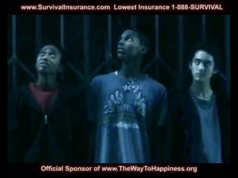 Pass it on 2010 Superbowl Bud Commercial Insurance
