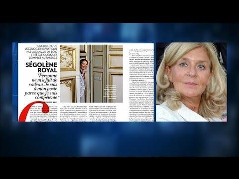 """""""Elle a toujours des comptes à régler Ségolène Royal"""" – 14/05"""