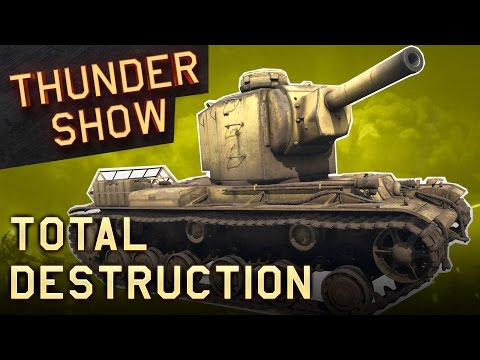 Thunder Show: Total Destruction