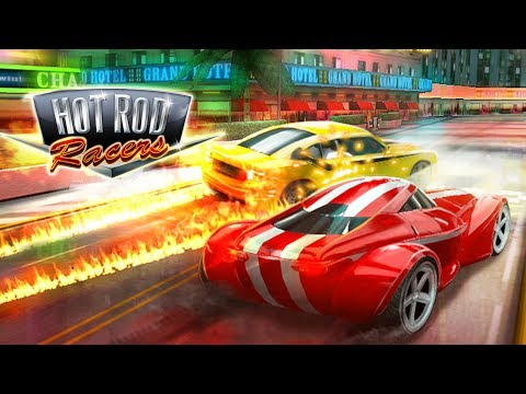 Hot Rod Racers Thumbnail