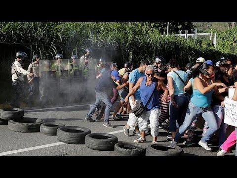 Χάος και λεηλασίες στη Βενεζουέλα