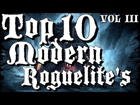 Top 10 Modern Roguelite's [3:08]