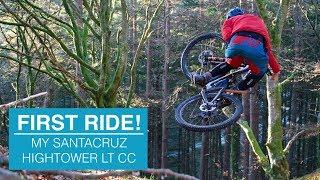 Nonton FIRST RIDE! Custom Santacruz Hightower LT CC Film Subtitle Indonesia Streaming Movie Download