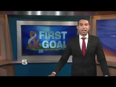 First & Goal Thursday:  September 13th