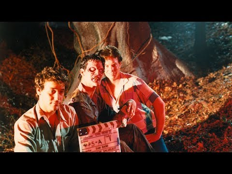 The Making of Evil Dead II OR The Gore the Merrier