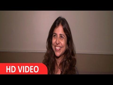 Elahe Hiptoola At The Special Screening Of Film Dhanak