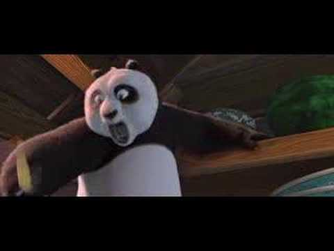 Preview Trailer Kung Fu Panda, trailer italiano