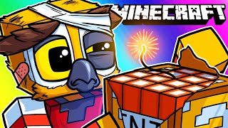 Minecraft Funny Moments - Worst Lucky Blocks Ever! by Vanoss Gaming