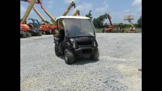 10. For Sale 2011 Kawasaki Mule 610 KAF400A 4x4 Utility Vehicle UTV Dump bidadoo.com