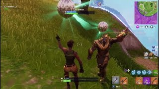 Thanos Double Boogied And Default Danced On - JLP- Fortnite Infinity Gauntlet Solo