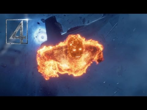New Fantastic Four Extended Trailer