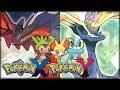 Pokémon X / Y Capítulo 2 Gameplay - 2da medalla (Cambiando muchos Pokémon)