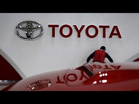 Toyota: Το ακριβό γεν οδηγεί σε περικοπές – economy