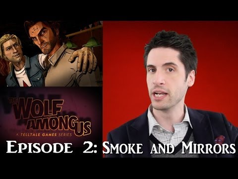 The Wolf Among Us – Episode 2: Smoke and Mirrors game review