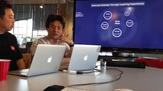 サンフランシスコのWEBコンサルbtrax のビジョンとサービスを代表のブランドンがプレゼン【覚田義明 シリコンバレー・サンフランシスコでの挑戦】