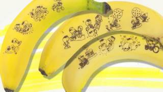 Fyffes Banana Comic Case - YouTube