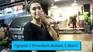 VLOG5#Ratu Sikumbang Perform 2Provinsi dalam 1hari
