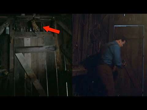 "Ash vs Evil Dead 1x08 ""Ashes to Ashes"" – BREAKDOWN & EASTER EGGS (Season 1 Episode 8) (108)"