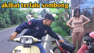 Video Akibat terlalu sombong - #filmpendek MP3, 3GP, MP4, WEBM, AVI, FLV Juli 2019