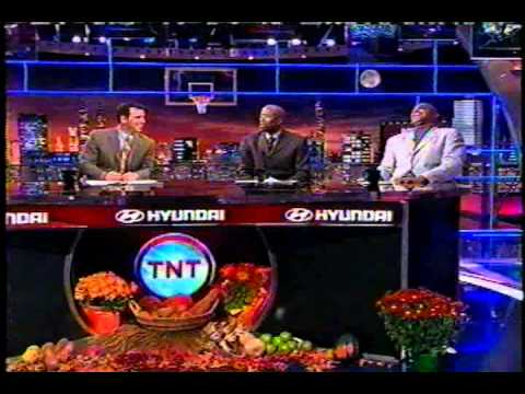shawn kemp - Inside the NBA.