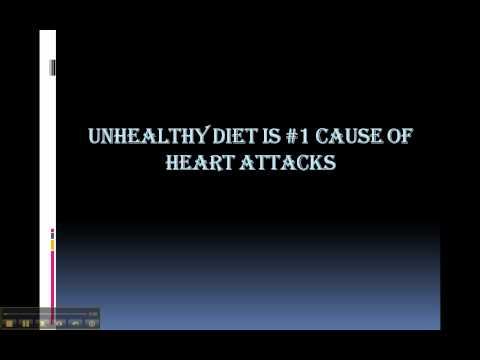 causes of heart attcks - 1/0108