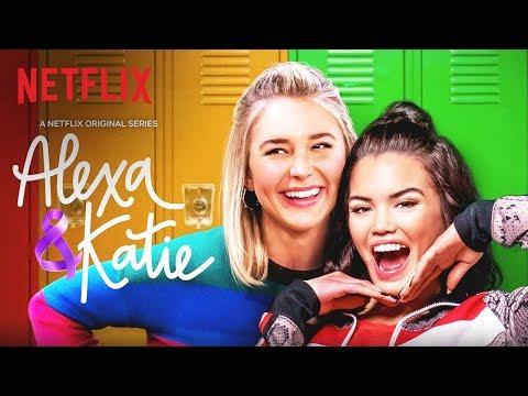 Alexa & Katie Season 3 Trailer | Netflix Futures