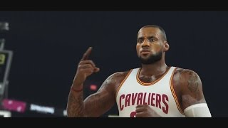 2K released its first gameplay trailer for NBA 2K17 giving us somewhat of a glimpse at what to expect in this year's game! Smash that like button for more NB...