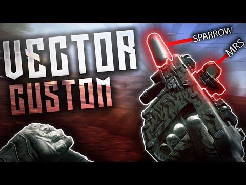 Contract Wars: Best Vector Customization !