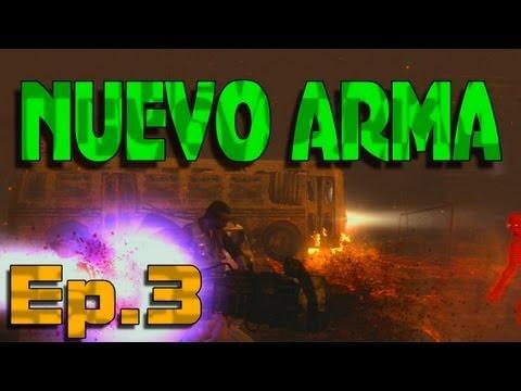 Black Ops 2 Zombies - Cómo Construir el Nuevo Arma - Tranzit - Ep.3 Guía Zombies