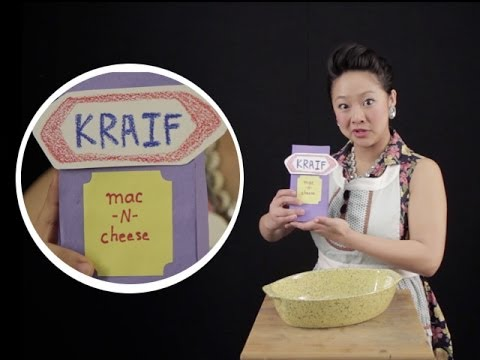 What's In KRAIF Mac-N-Cheese?