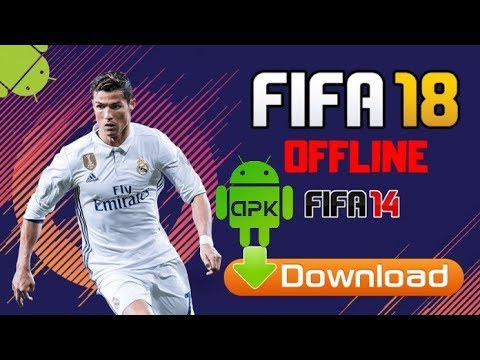 FIFA 2018 Offline Version Mod FIFA 14 APK Android Download | How To Install FIFA 18 Mod For Android