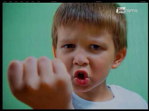 De pequeño rebelde a adolescente violento