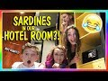 foto SARDINES IN A HOTEL ROOM | HIDE AND SEEK | We Are The Davises