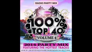 2014 TOP 40 PARTY MIX VOLUME 5 WITH DJ MAKAVELIDRE