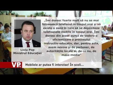 Mobilele ar putea fi interzise! În școli…
