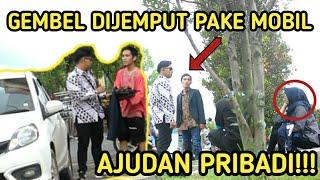 Video VIRAL GEMBEL DIJEMPUT AJUDAN PRIBADI!!!   SOCIAL EXPERIMENT INDONESIA MP3, 3GP, MP4, WEBM, AVI, FLV April 2019