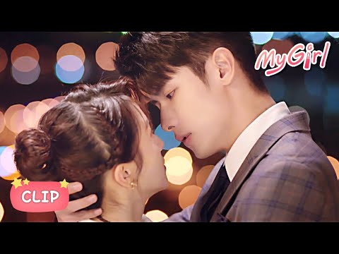 Endless kiss, over and over and over again ▶ My Girl EP 11 clip