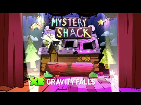 Falls - To crack this code.....LET'S HAVE A PUPPET SHOW INSTEAD! Get socked, go googly-eyed, and take a whiff! Freshly laundered Gravity Falls is all new next Monday, September 8th, at 9PM only on Disney XD!