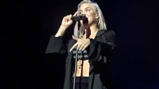 Anne-marie then live in Dublin April 2017