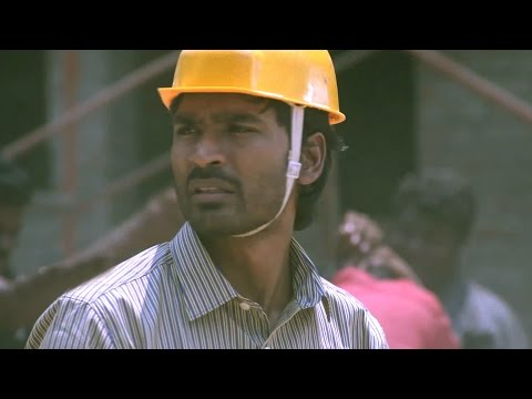 Raghuvaran B.tech Action Scene - Dhanush, Amala Paul
