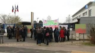 Nuits-Saint-Georges France  city photos gallery : Nuits-Saint-Georges : le collège F. Tisserand se mobilise contre de possibles fermetures de classe