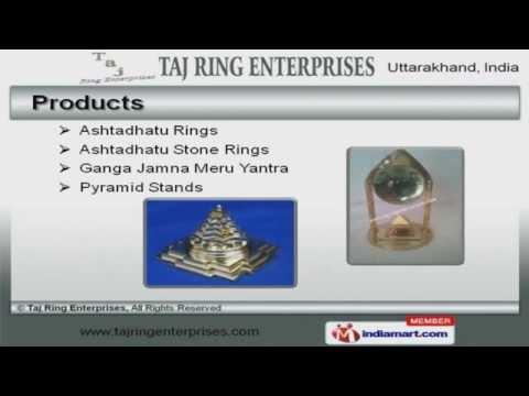 Taj Ring Enterprises - Video