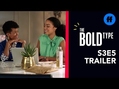 The Bold Type | Season 3, Episode 5 Trailer | More Than Friends