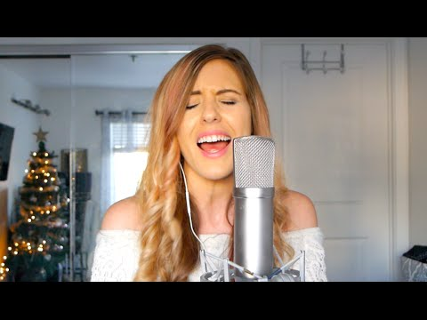 "Mariah Carey  ""All I Want For Christmas Is You"" Cover"