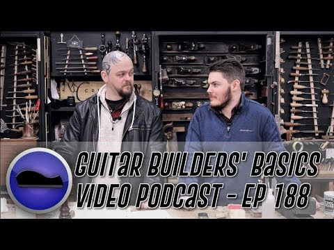 Where do we source our wood? – Guitar Builders Basics Episode 188