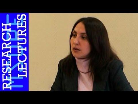 Öffentlicher Vortrag M.E.Sachkovoy