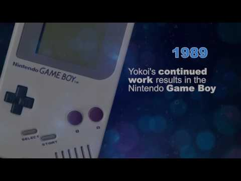 The Timeline: Portable Video Games