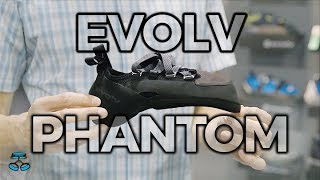 Evolv Phantom climbing shoe - 2019 by WeighMyRack