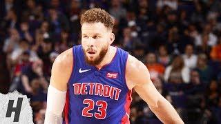 Detroit Pistons vs Phoenix Suns - Full Game Highlights | March 21, 2019 | 2018-19 NBA Season