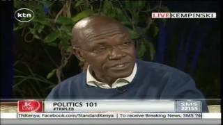 Why David Matsanga insulted Activist Benji Ndolo